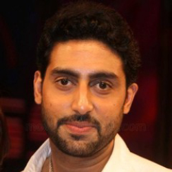 Author Abhishek Bachchan