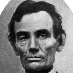 Author Abraham Lincoln