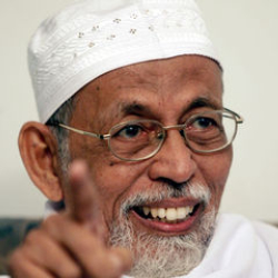 Author Abu Bakar Bashir