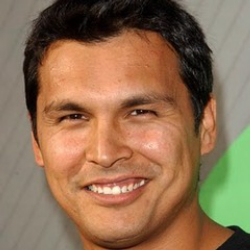 Author Adam Beach