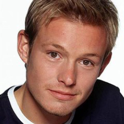 Author Adam Rickitt