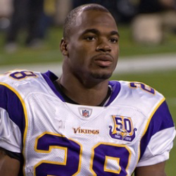 Author Adrian Peterson