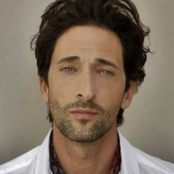 Author Adrien Brody