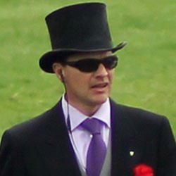 Author Aidan O'Brien