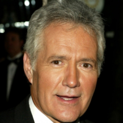 Author Alex Trebek