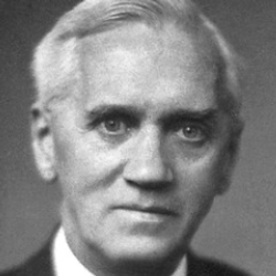 Author Alexander Fleming