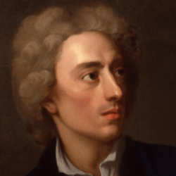 Author Alexander Pope