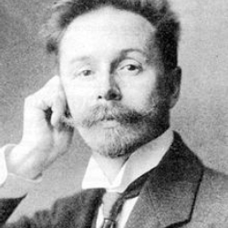 Author Alexander Scriabin