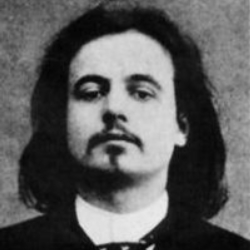 Author Alfred Jarry