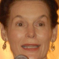 Author Alice Krige