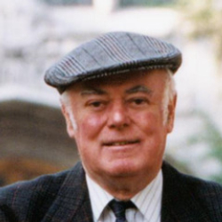 Author Alistair MacLeod