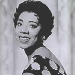 Author Althea Gibson
