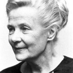 Author Alva Myrdal