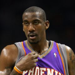 Author Amar'e Stoudemire