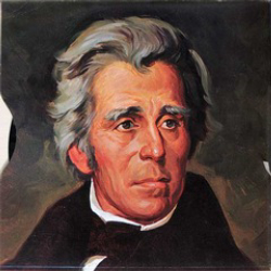 Author Andrew Jackson