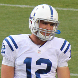 Author Andrew Luck