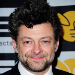 Author Andy Serkis