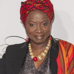 Author Angelique Kidjo