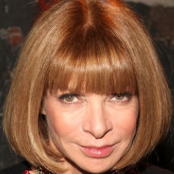 Author Anna Wintour