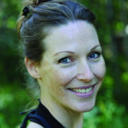 Author Anne Fortier