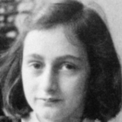Author Anne Frank