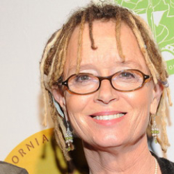 Author Anne Lamott