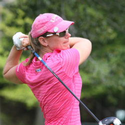Author Annika Sorenstam