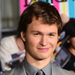 Author Ansel Elgort
