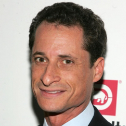 Author Anthony Weiner