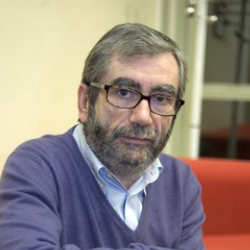 Author Antonio Munoz Molina