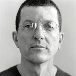 Author Antony Gormley