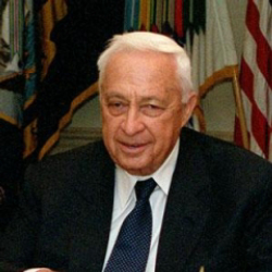 Author Ariel Sharon