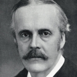 Author Arthur Balfour