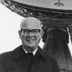 Author Arthur C. Clarke