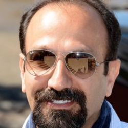Author Asghar Farhadi