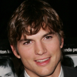 Author Ashton Kutcher