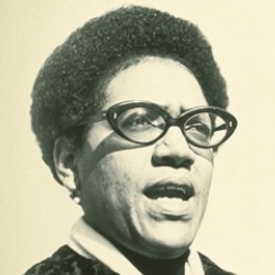 Author Audre Lorde