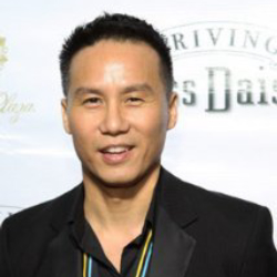 Author B. D. Wong
