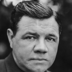 Author Babe Ruth
