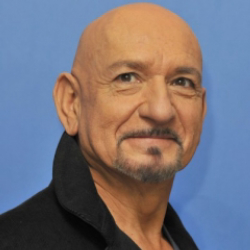 Author Ben Kingsley
