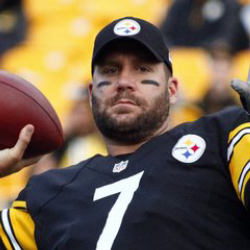Author Ben Roethlisberger