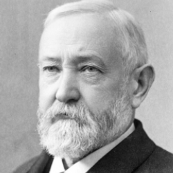 Author Benjamin Harrison
