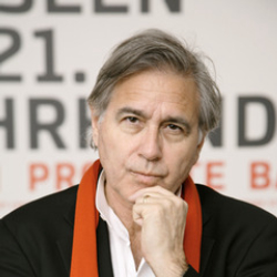 Author Bernard Tschumi