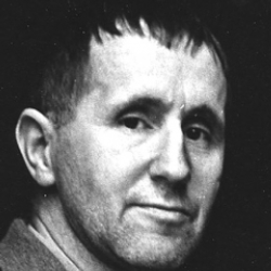 Author Bertolt Brecht
