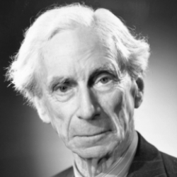 Author Bertrand Russell