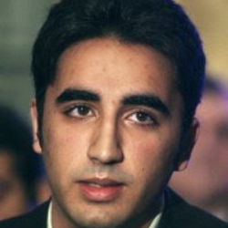 Author Bilawal Bhutto Zardari