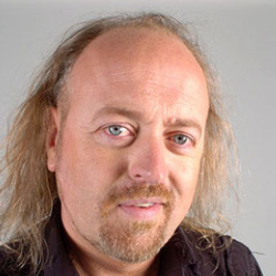 Author Bill Bailey