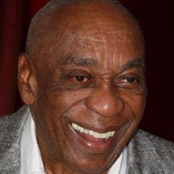 Author Bill Cobbs