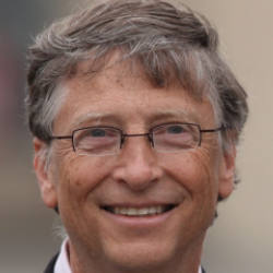 Author Bill Gates