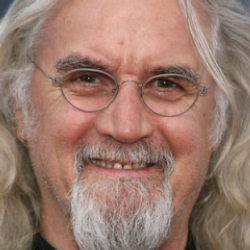 Author Billy Connolly